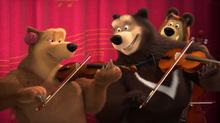 68 Медведь, Гималайский медведь и Медведица