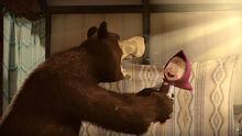 01 Медведь и Маша