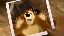 34 Медведь 2