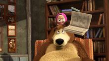 13 Маша и Медведь