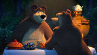 70 Медведь и Медведица