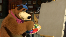 27 Медведь