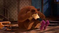 36 Маша Даша и Медведь 2