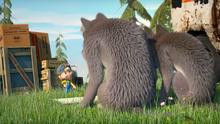 55 Волки и Маша 2