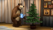 03 Медведь