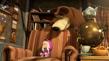 13 Маша и Медведь 2