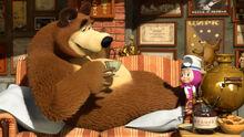 16 Маша и Медведь 3