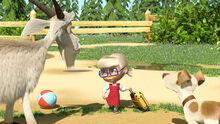 36 Даша Коза и Пёс