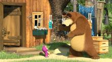 34 Маша и Медведь