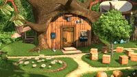 01 Дом Медведя