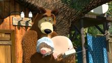 35 Медведь и Розочка