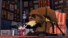 14 Маша Медведь и Зайка 5