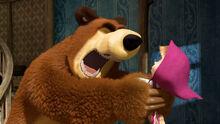 36 Маша и Медведь 4