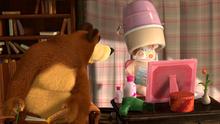 40 Медведь и Розочка 2