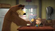 74 Маша и Медведь