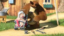 18 Медведь и Розочка 2