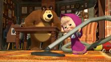 52 Маша и Медведь