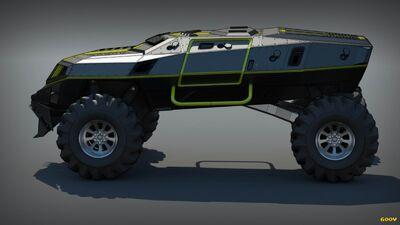 Ланчестер 600V