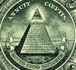 One-dollar-pyramid