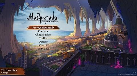 Let's Play Masquerada Songs and Shadows Stream 3 - Mascherines