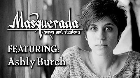 Masquerada Cast Reveal Ashly Burch!