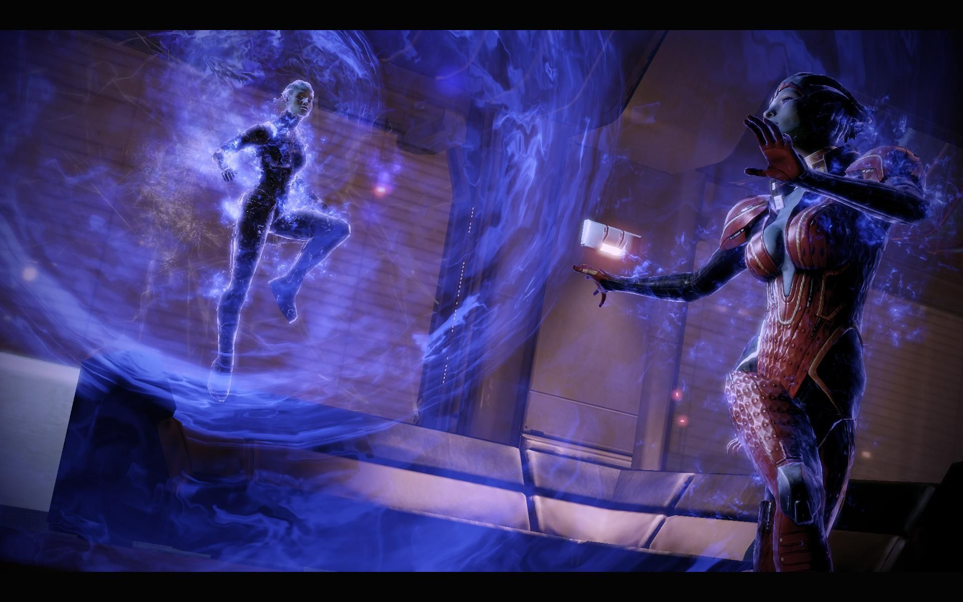 Biotics | Mass Effect: Continuation Wiki | FANDOM powered by