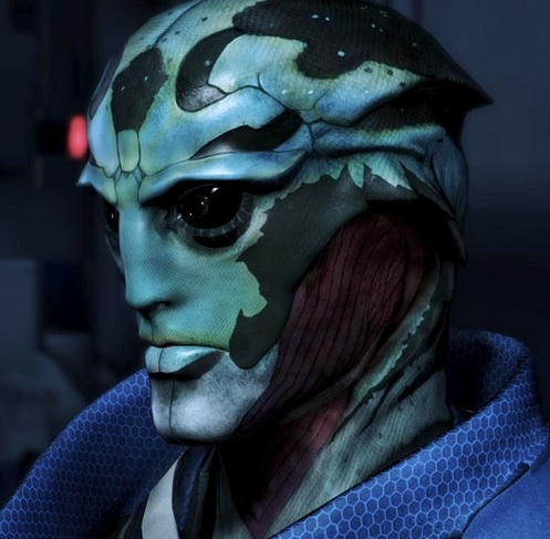 Drell | Mass Effect: Continuation Wiki | FANDOM powered by ...