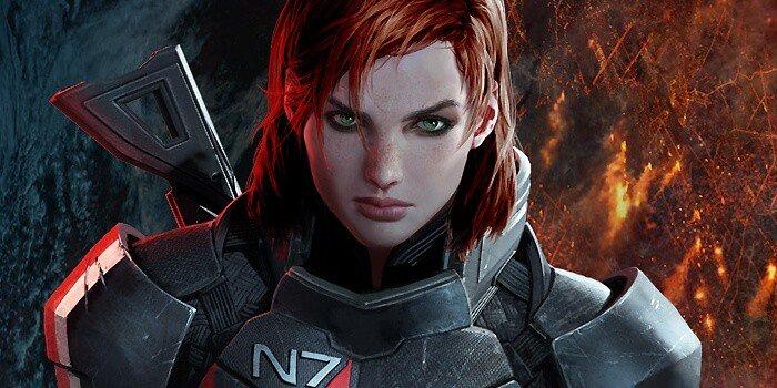 Commander Shepard Mass Effect Rift Wiki Fandom