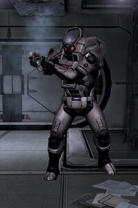 Guardian Sin Escudo