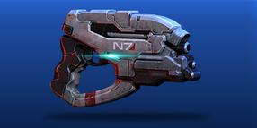 ME3 N7 Eagle Heavy Pistol