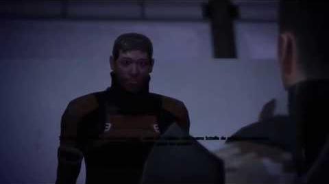 Mass Effect 1 Sub Español Ciudadela Asuntos viejos,infelices y lejanos