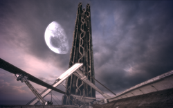 Wieża Exo Geni