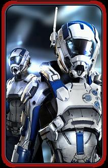 Codex MEA - Andromeda Initiative Militia and APEX