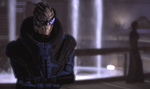 Garrus Vakarian-Council Chambers-After the argument with Executor Pallin