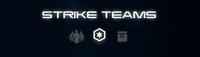Strike Teams Menu
