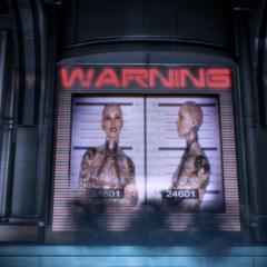 Объявление о розыске Джек (DLC: Логово Серого Посредника)