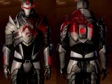 Blood Dragon-Panzerung