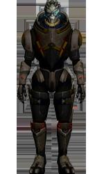 Turian Commander