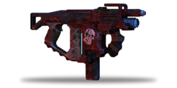 ME3 Blood Pack Punisher Smg GUN01