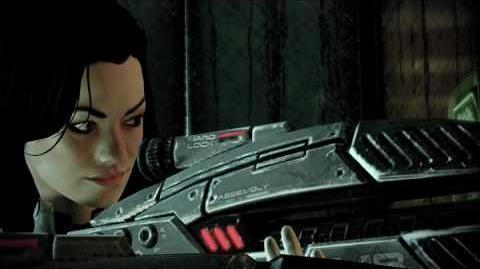 Mass Effect™ 2 - Miranda opowiada o swojej misji