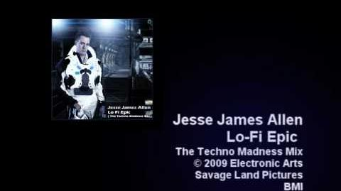 Mass Effect 2 Lower Afterlife Music AKA Lo Fi Epic - The Techno Madness Mix - Original Recording