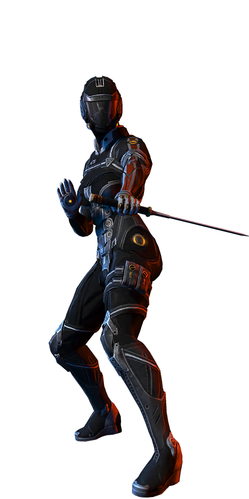 N7 Shadow Infiltrator MP