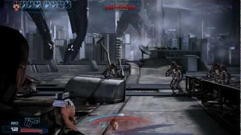 Mass Effect 3 Part 2 (Земля Ванкувер)