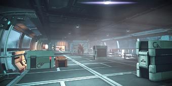 Noveria SLI - Rift Station Main Level + Med Lab