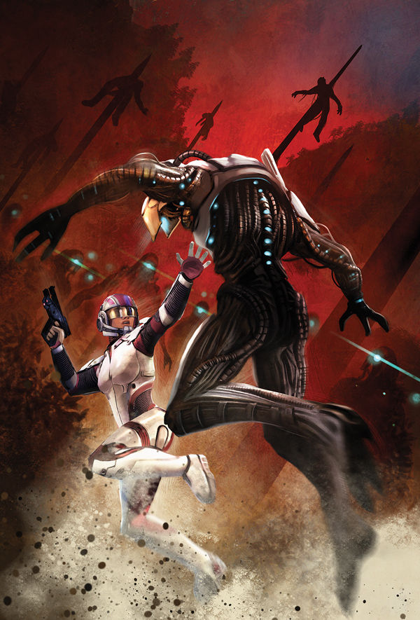 Foundation Issue Three cover