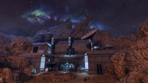 Sanctum skybox