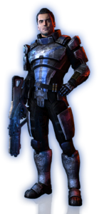 ME3 Kaidan Alt Outfit 3
