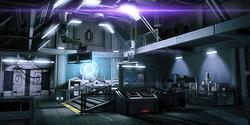 N7 Cerberus Lab