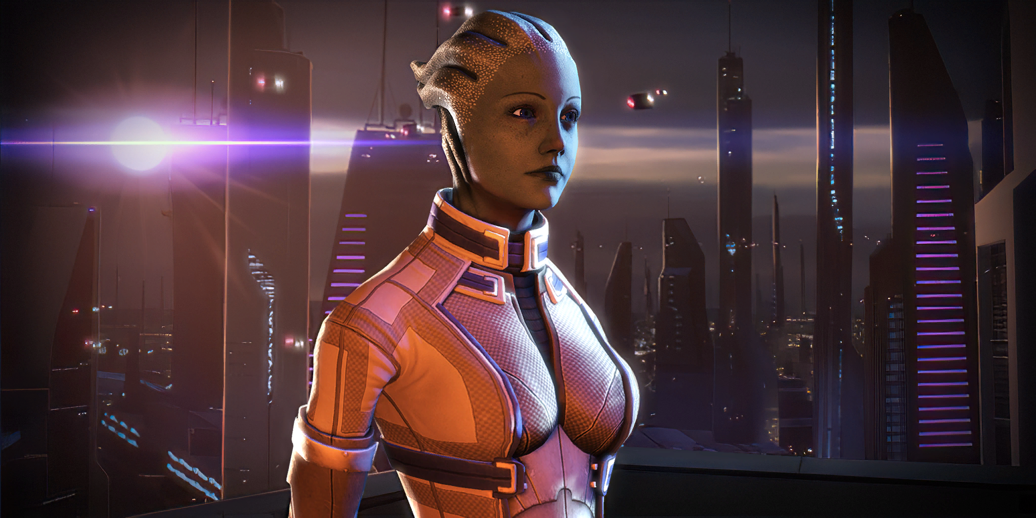 Codex Dr. Liara T'Soni