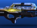 Fusil d'assaut de chasseur de Cerberus